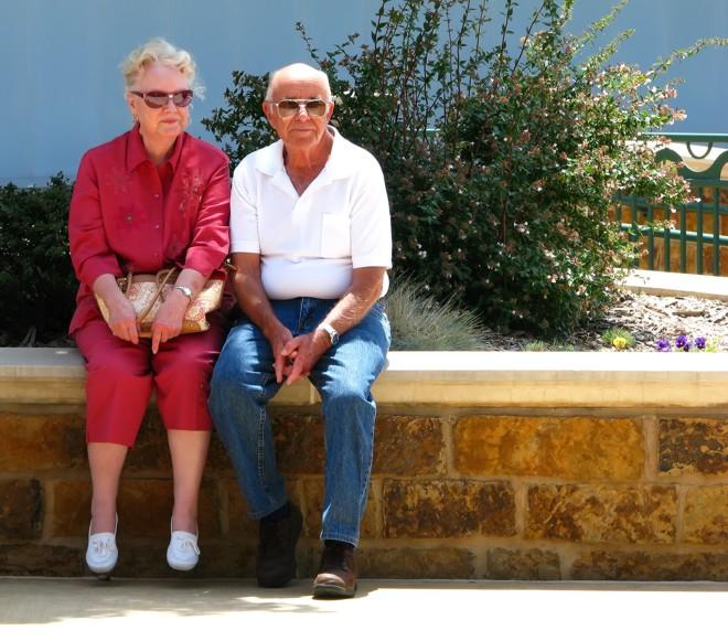 Et stigende antal seniorer netdater